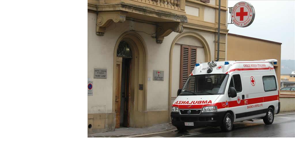 Croce rossa italiana comitato locale di bagno a ripoli firenze - Studi medici bagno a ripoli ...